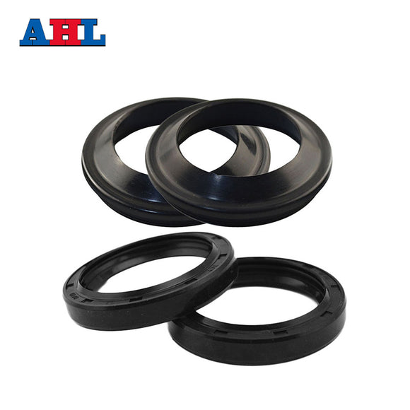 43*55*8/9.5 / 43 55 Motorcycle Front Fork Damper Oil Seal and Dust Seal ( 43*55*8/ 9.5 ) Dirt Racing Bike Shock Absorber