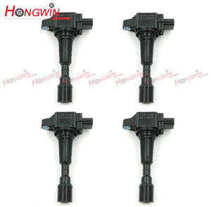 4pcs Genuine No.: ZJ4918100 Ignition Coil Fits Mazda 3 M3 1.6 M2 ZJ Z6   ZJ20118100A ,  ZJ2018100 , ZJ4918100 , ZJ4918100A - efair Best spare parts online shopping website