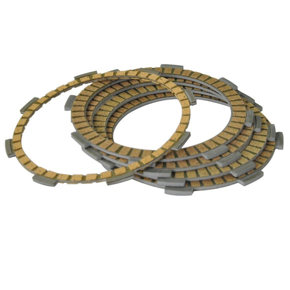 5pc Motorcycle Friction Clutch Plates for Honda CB125TT NX125 CB223S KLX140 FTR223 SL230 NXR125 XR230 Motorbike Engine Part Set - efair Best spare parts online shopping website