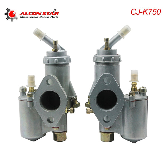 Alconstar Carburetor R71 R60 R12 750 Motorcycle PZ28 Engine KC750 BMW Twin MW for R1 R50 Cyclinder Case M72 KC750 Carburator