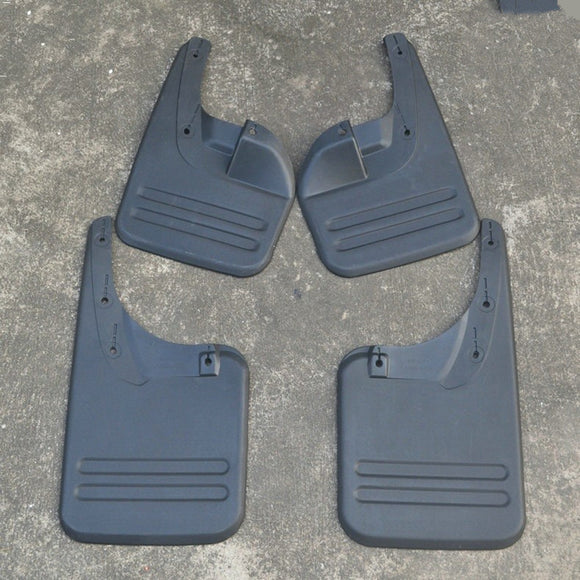 Auto parts Car-covers plastic Mud Flaps Splash Guard Fender for 2012-13 Toyota Hilux VIGO Car styling - efair Best spare parts online shopping website