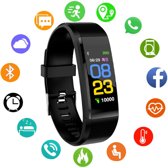 Bracelet Smart Watch Children Watches Kids For Girls Boys Sport Electronic Wristwatch LED Digital Child Wrist Clock Smartwatch - efair Best spare parts online shopping website