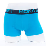 Breathable Boxer Underwear men Cotton Calvin Underpants Men wide golden belt Calzoncillos Cuecas Boxers Shorts 365 Mens Trunks - efair.co