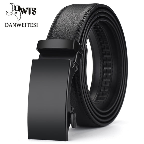 [DWTS] men belt leather belt men luxury belts for men automatic Buckle kids designer designer belts cinturon hombre - efair Best spare parts online shopping website