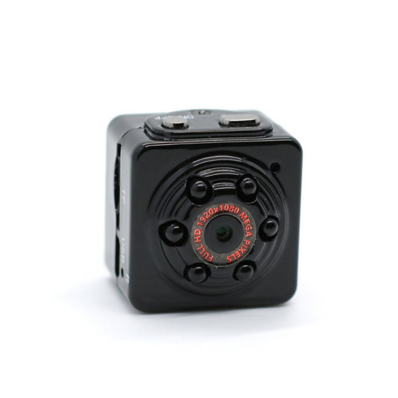 EDAL HD Outdoor Mini Sports DV Infrared Night Vision Mini Hidden Micro Cam 1080P Security Camera Recorder Wireless Camcorder - efair.co