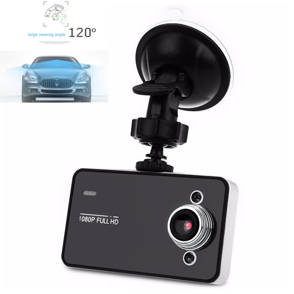 FHD 108P Car DVR Black Dashboard Night Vision Camera Video Recorder Loop Recording Mini Dash Cam DVRs - efair Best spare parts online shopping website