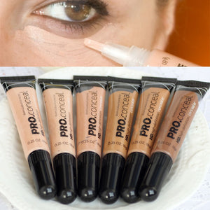 Face Make Up Concealer corretivo Acne contour palette Makeup Contouring Foundation Waterproof Full Cover Dark Circles Cream - efair.co