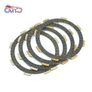 For Honda CR60R 1983 Motocross CR80R 1980 1981 1982 1983 NSR50 Mini 50 2004 Dirt Bike Clutch Friction Disc Plate Kit 4 Pieces - efair Best spare parts online shopping website