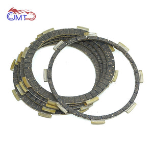 For Honda NXR125 2005-2009 CRF230L 2008-2015 CRF230M 2009 SL230 1997-2000 XR230 2005-2010 Clutch Friction Disc Plate Kit 5 PCS - efair Best spare parts online shopping website