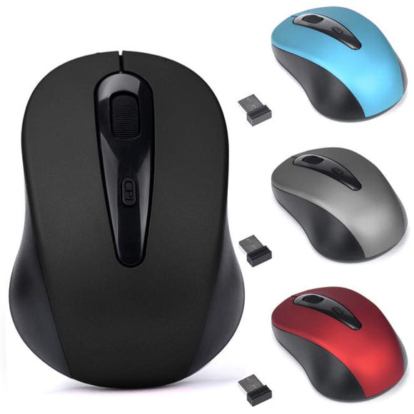 For Pc Laptop Wireless Bluetooth 3.0 3key 1600Dpi draadloze muis Optical Gaming Mouse Mice victsing noiseless mouse - efair Best spare parts online shopping website