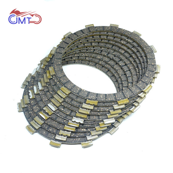 For Yamaha Dirt Bike YZ426F 2000 WR450F 2004 YZ450F 2003 2004 2005 2006 Clutch Friction Disc Plate Kit 9 Pieces - efair Best spare parts online shopping website
