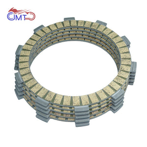 For Yamaha XT225 Serow 1992-2000 TTR225 1999-2004 TTR230 2005-2017 Clutch Friction Disc Plate Kit 5 Pieces - efair Best spare parts online shopping website