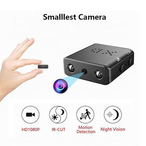 Full HD 1080P Mini Camera Infrared Night Vision Secret Camera Motion Detection Mini DVR Small Micro Cam Support Hidden TF Card - efair.co