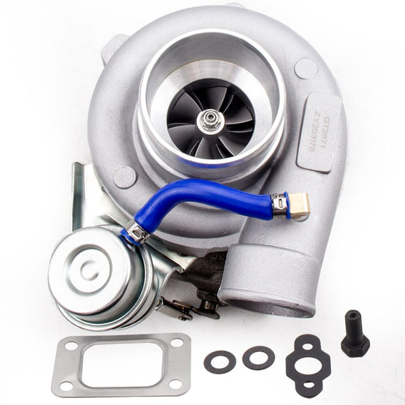GT25 T25 T28 GT28RS GT25R GT28R  GT28 wet bearing Turbo Charger FOR NISSAN SR/CA S13/S14 240SX 5-BOLT FLANGE - efair Best spare parts online shopping website