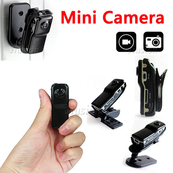 HD Mini Pocket Camera Video Audio Recorder Sport Bicycle Outdoor Smallest Espia Camcorder With Holder Clip Micro PC Cam - efair Best spare parts online shopping website