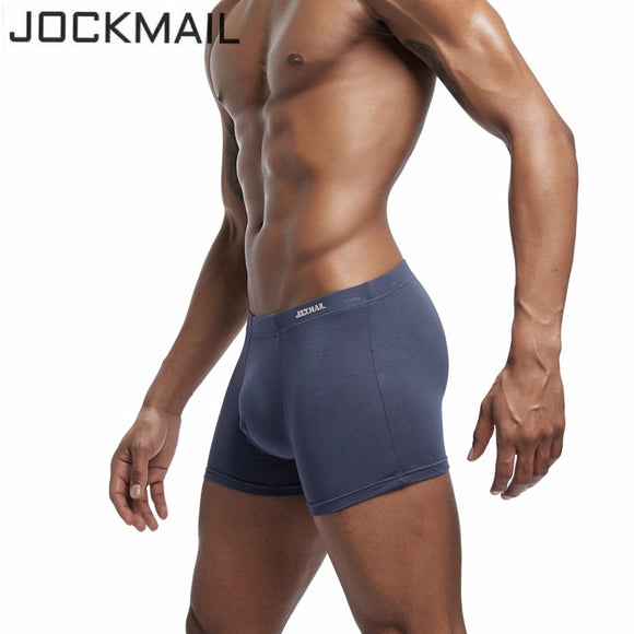 High Quality Solid Male Underwear Men Boxers homme Breathable Modal Boxer Men underwear Male Underpants Sexy Panties Men Trunks - efair.co