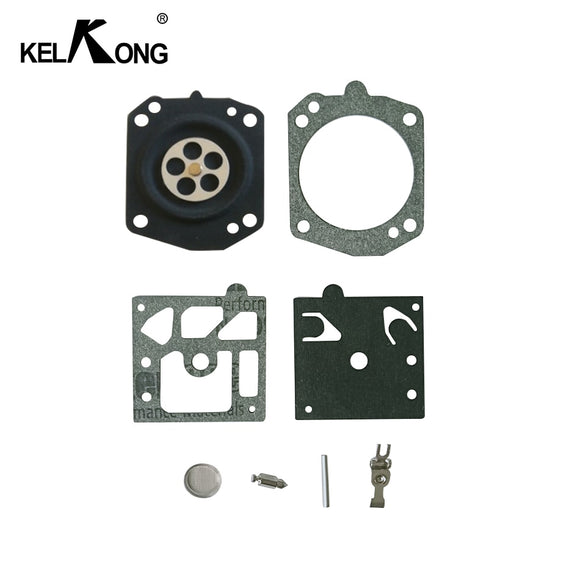 KELKONG 1 Set Carburetor For Walbro K22 K22-HDA Carb Repair Kit Gasket For Echo Needle Diaphragm For Homelite Trimmer Parts - efair Best spare parts online shopping website