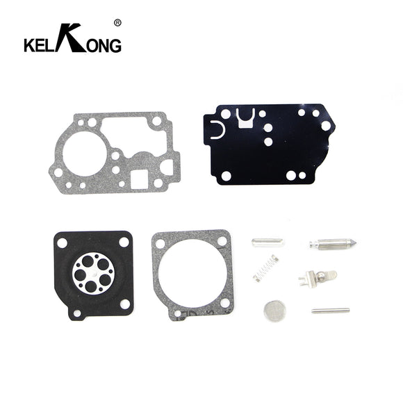 KELKONG Carburetor Carb Rebuild Kit For ZAMA RB-142 C1U-W32 C1U-W32A Repair For Homelite Trimmer Blower - efair Best spare parts online shopping website