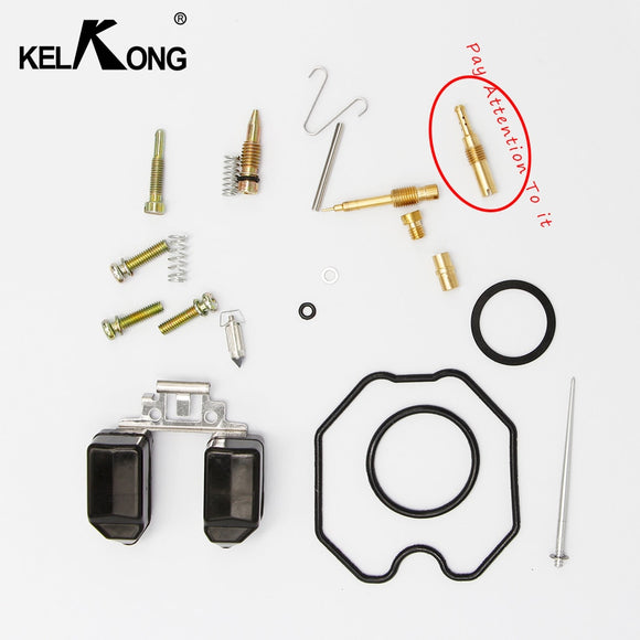 KELKONG OEM CG125 PZ26 carburetor repair kits CG125CC ATV straddle type motorcycle repair bag (normal configuration) - efair Best spare parts online shopping website