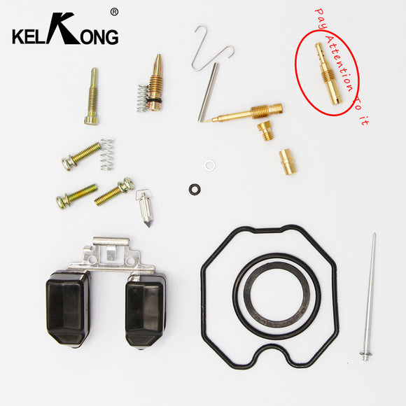 KELKONG OEM CG200 carburetor PZ30 carburetor repair kits CG200CC ATV straddle type motorcycle repair bag (normal configuration) - efair.co