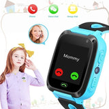 Kids Child Smart Watch Anti-Lost LBS Positioning Alarm Clock Waterproof Take Picture Illumination Smart Children Watch Make Call - efair Best spare parts online shopping website