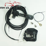 MH ELECTRONIC High Quality 45186-0G030-C0 Set Cruise Control Switch for Toyota Land Cruiser With Switch & Cover & Wires Screws - efair Best spare parts online shopping website