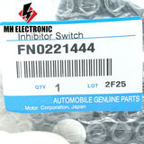 MH ELECTRONIC NEW WITH LABEL Transmission Range Inhibitor Neutral Safety Switch For MAZDA 3 6 5 CX-7 2 2011 - 2014 FN0221444 - efair Best spare parts online shopping website
