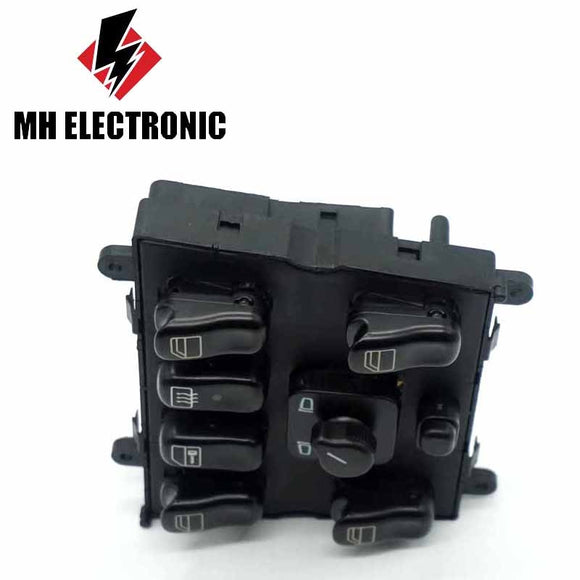 MH Electronic 1638206610 A 1638206610 03751566 Window Master Switch for Mercedes-Benz W163 ML320 ML430 1998 1999 2000 2001 2002 - efair Best spare parts online shopping website