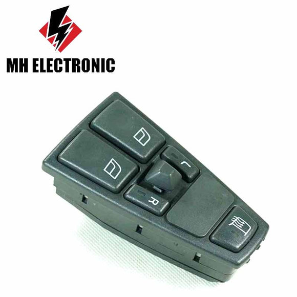 MH Electronic Electric Power Master Window Control Switch With 18 Pins 20752917 For Volvo Truck FH12 FM VNL Free Shipping - efair Best spare parts online shopping website