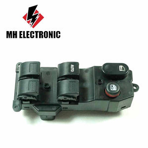MH Electronic Electric Power Window Lifter Master Control Switch Front Left Button 35750-SEL-P11 35750SELP11 For Honda City 2008 - efair Best spare parts online shopping website
