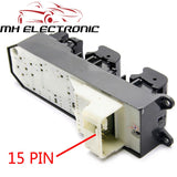 MH Electronic For TOYOTA RAV4 Corolla Urban Cruiser Auris Window Switch Front LHD 84820-12520 8482012520 Quality! Good Service! - efair Best spare parts online shopping website