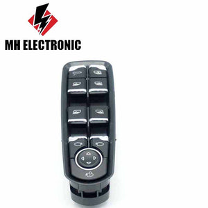 MH Electronic Front Door Power Window Switch For Porsche Panamera Cayenne Macan 2011-2015 2012 2013 2014 7PP959858MDML 7PP959858 - efair Best spare parts online shopping website