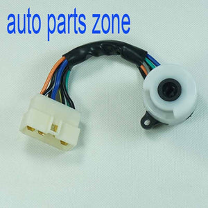 MH Electronic IGNITION SWITCH STARTER COMMUTER & WIRE 7 PINS TL4-2-9 TL429 FOR TOYOTA HILUX PICKUP GREAT WALL FREE SHIPPING - efair Best spare parts online shopping website