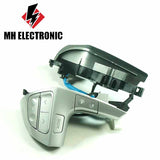 MH Electronic Steering Wheel Switch Audio Control Button Bluetooth Phone Silver For Toyota HIGHLANDER 84250-0E220 84250-0E120 - efair Best spare parts online shopping website