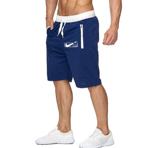 Men's Casual Cotton jogger Shorts men Sweatpants Male Fitness Bodybuilding Workout Man Fashion MARVEL brand Men Shorts - efair Best spare parts online shopping website