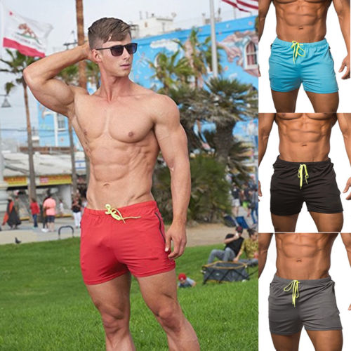 Mens Casual Shorts Fitness Bodybuilding - efair.co