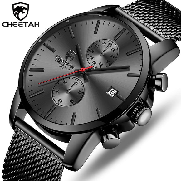 Mens Watches Top Luxury Brand Men Fashion Business Watch Casual Analog Quartz Wristwatch Male Waterproof Clock Relogio Masculino - efair Best spare parts online shopping website