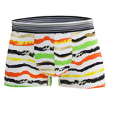 Milk Silk Soft Breathable Mens Boxers Cartoon Skull Fashion Sexy Man Underwear U Pouch Men Boxer Shorts Seamless Male Underpants - efair.co