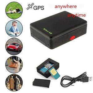 Mini Global A8 GPS Tracker Waterproof Auto Tracker Real-Time GSM/ GPRS/ GPS Tracking Power Tracking Tool For Children Pet Car - efair.co