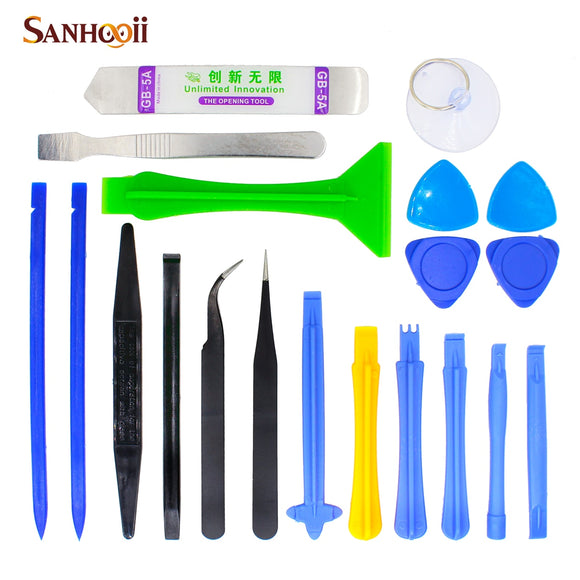 Mobile Phone Repairing Opening Tools Tweezers Pry Spudger Tool Kit for iPhone 4s 5s 6s iPad Samsung Surface Tablet Laptop - efair Best spare parts online shopping website