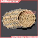 Motorcycle Clutch Friction Plates Disc Set 10pcs For SUZUKI GSXR1000 GSXR 1000 2001-2004 K1 K2 K3 - efair Best spare parts online shopping website