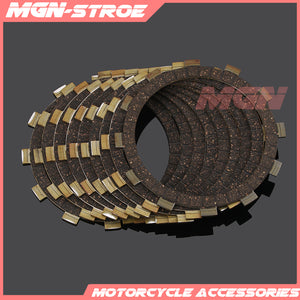 Motorcycle Clutch Friction Plates Disc Set 9pcs For YAMAHA YZF R6 2006-2015 YZF750 1993-1997 YZF1000 1996-2002 - efair Best spare parts online shopping website