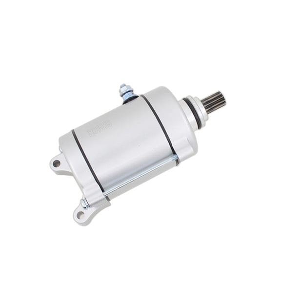Motorcycle Engine Electric Starter Motor For Zongshen Lifan Loncin CG200 CG250 CG 200 250 Air-Cooled Engine Spare Parts - efair Best spare parts online shopping website