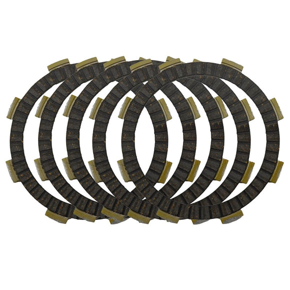 Motorcycle Engine Parts Clutch Friction Plates Kit For HONDA CR80R 1984-2002 CM200T 1980-1982 TRX200SX 1986-1988 #CP-00012