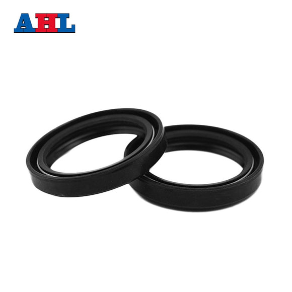 Motorcycle Parts Front Fork Damper Oil Seal For Kawasaki ZX600 Ninja 600R ZX750 GPZ 750 ZX750E Turbo Motorbike Shock Absorber