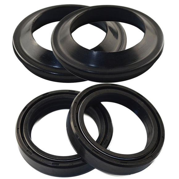 Motorcycle Parts Front Fork Damper Sigle Spring Oil Seal 37*49*8 and Dust Seal 37*49 Motorbike Shock Absorber