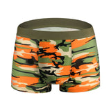 New Camouflage Underwear Men Brand 2019 Fashion Sexy Mens Boxer Shorts Soft Breathable Panties Middle-waisted Male Underpants - efair Best spare parts online shopping website