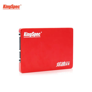 "New KingSpec HDD 2.5"" SATA SSD 120GB 240GB SSD 480GB 960GB SATAIII Hard Disk Disco Internal Duro Drive For Laptop Tablet Desktop - efair.co"