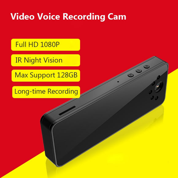 New Pen Camera Full HD 1080P Mini Camera Infared Night Vision Secret Camera Mini DVR Cam Digital Metting Video Audio Camcorder - efair.co