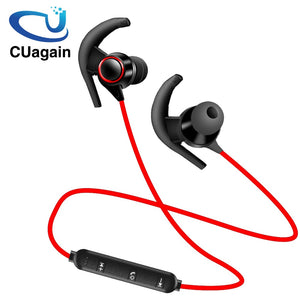 Newest QH01 Bluetooth V4.1 Headphones with Mic Wireless Earphones Sports IPX4 Headphone Stereo Headset For iPhone Xiaomi HUawei - efair.co